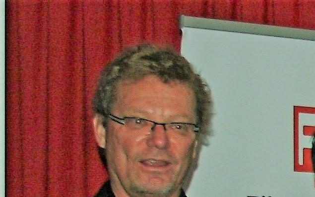 Bild 2 Lars Wennberg, SSAB Oxelösund
