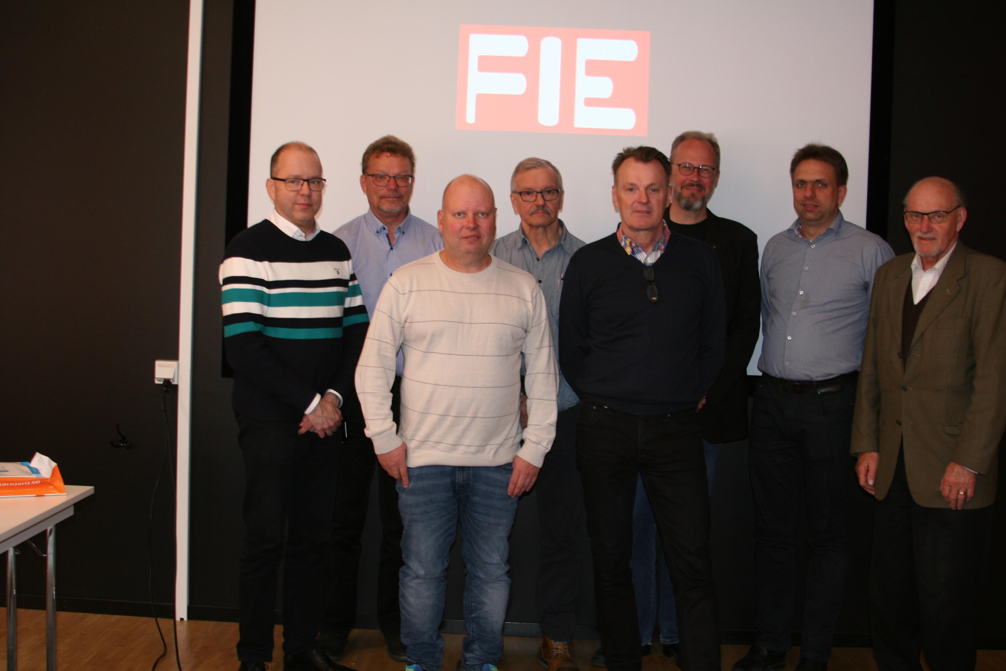 FIE Styrelse