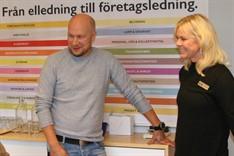 Anders Siven o Helene Scheibe EUU